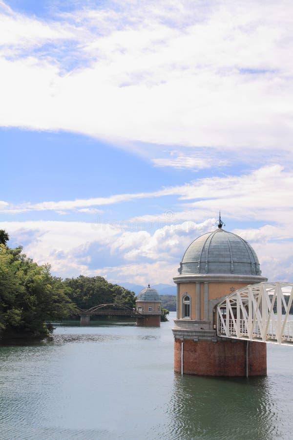 Λίμνη Tama στοκ εικόνα