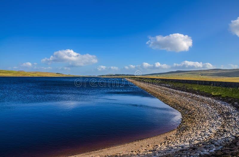 Λίμνη Thom, Inverclyde, Σκωτία στοκ εικόνα με δικαίωμα ελεύθερης χρήσης