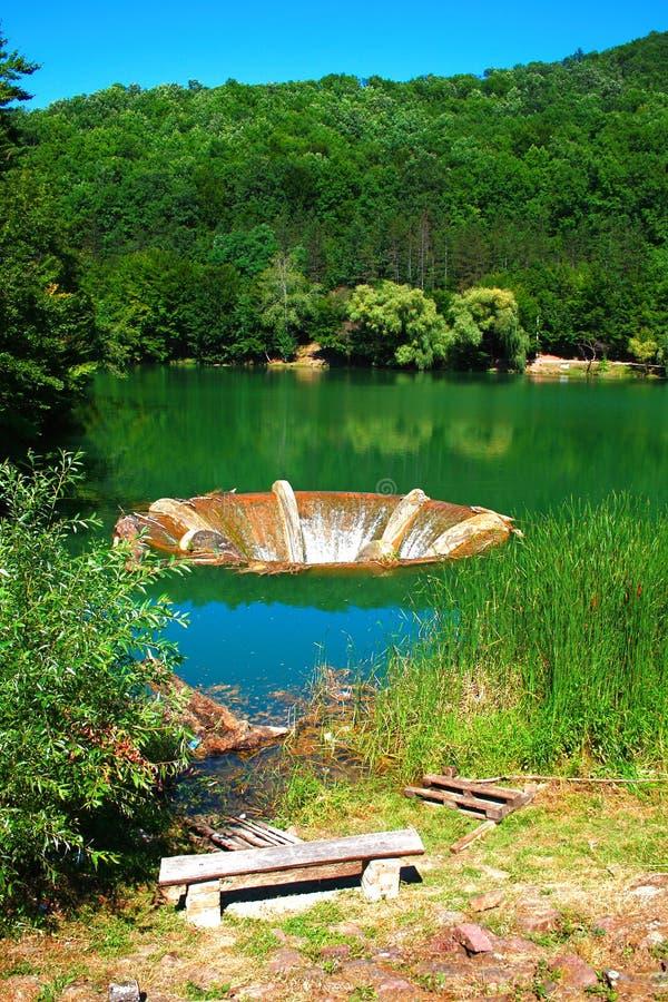 Λίμνη Vida στοκ εικόνες