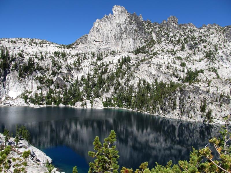 Λίμνη Viviane στοκ φωτογραφίες