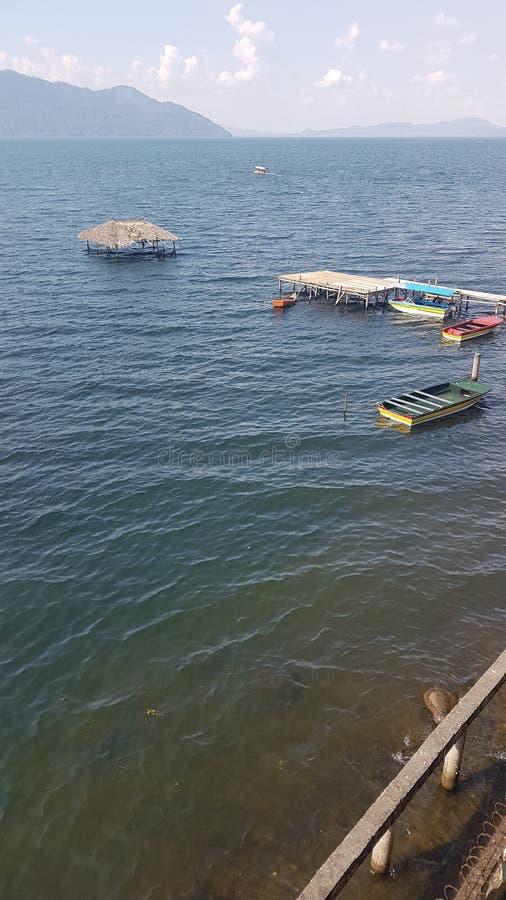 Λίμνη Yojoa στοκ φωτογραφία