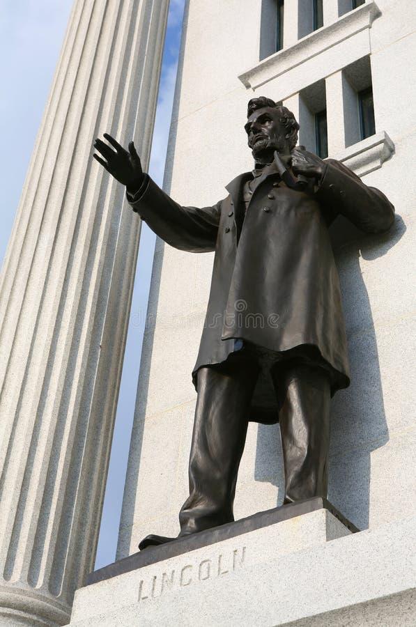 Λίνκολν στοκ εικόνες