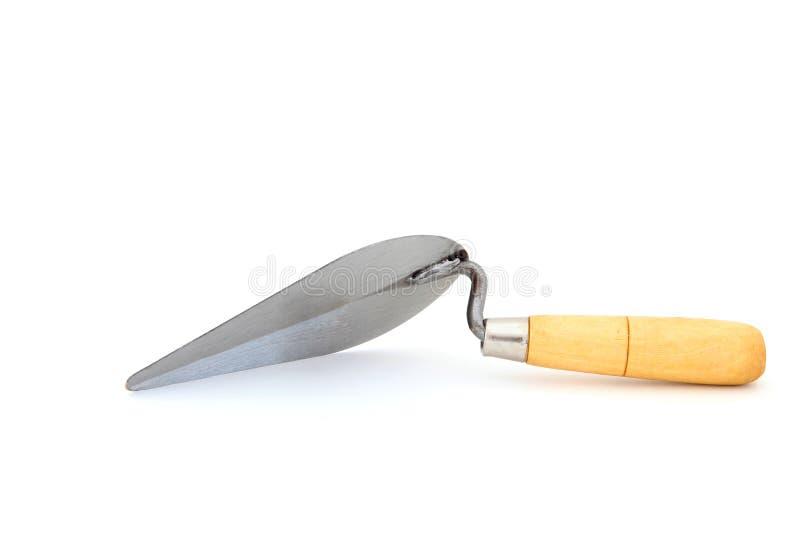 λαγούτο trowel στοκ φωτογραφία με δικαίωμα ελεύθερης χρήσης