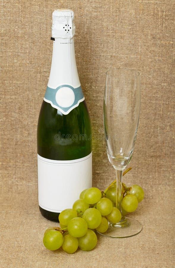 λαμπιρίζοντας κρασί σταφ&up στοκ φωτογραφία με δικαίωμα ελεύθερης χρήσης