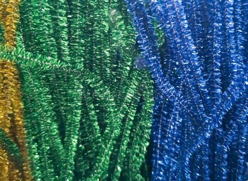 Λαμπρές διακοσμήσεις στα διαφορετικά χρώματα για τη ραπτική στοκ φωτογραφίες με δικαίωμα ελεύθερης χρήσης