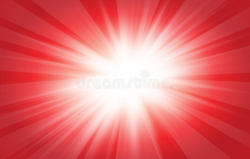 Λαμπρή περίληψη τέχνης υποβάθρου ακτίνων στοκ φωτογραφία με δικαίωμα ελεύθερης χρήσης