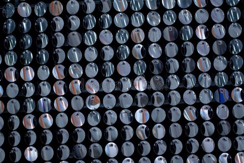 Λαμπροί, φωτεινοί κύκλοι στοκ φωτογραφία με δικαίωμα ελεύθερης χρήσης
