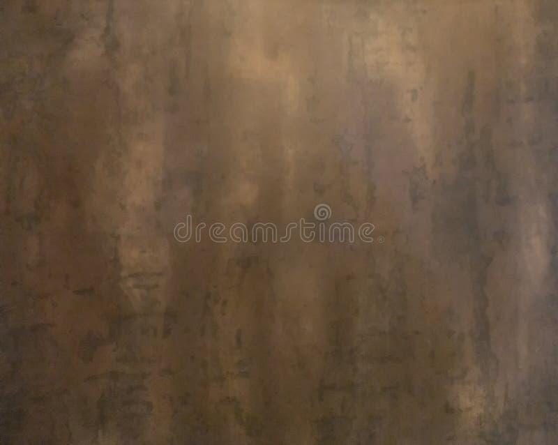 Λαμπρός χρυσός φύλλο αλουμινίου, χαλκός, ή σύσταση επιφάνειας σχεδίων μετάλλων χαλκού Κινηματογράφηση σε πρώτο πλάνο του εσωτερικ στοκ φωτογραφία με δικαίωμα ελεύθερης χρήσης