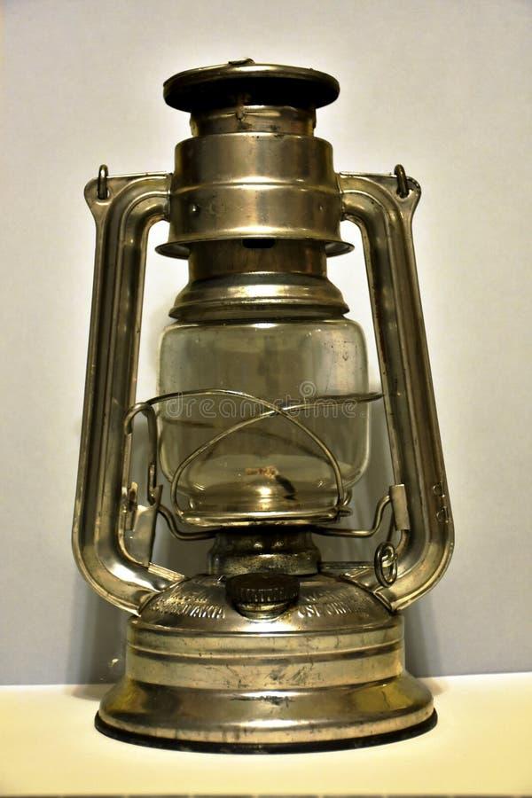 λαμπτήρας κηροζίνης παλα&io στοκ εικόνα με δικαίωμα ελεύθερης χρήσης