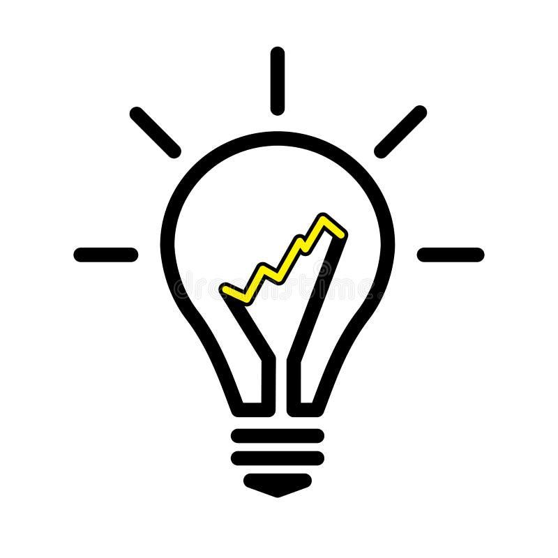 Λαμπτήρας λαμπών φωτός απεικόνιση αποθεμάτων
