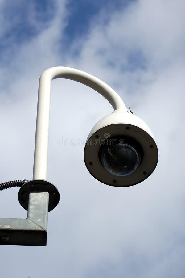 λαμπτήρας CCTV όπως στοκ φωτογραφία