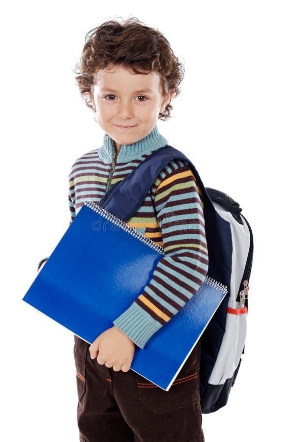 λατρευτή μελέτη παιδιών στοκ εικόνες