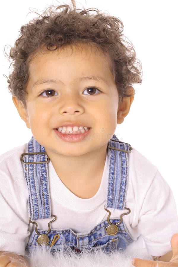 λατρευτός λίγο μικρό παι&delt στοκ εικόνες με δικαίωμα ελεύθερης χρήσης