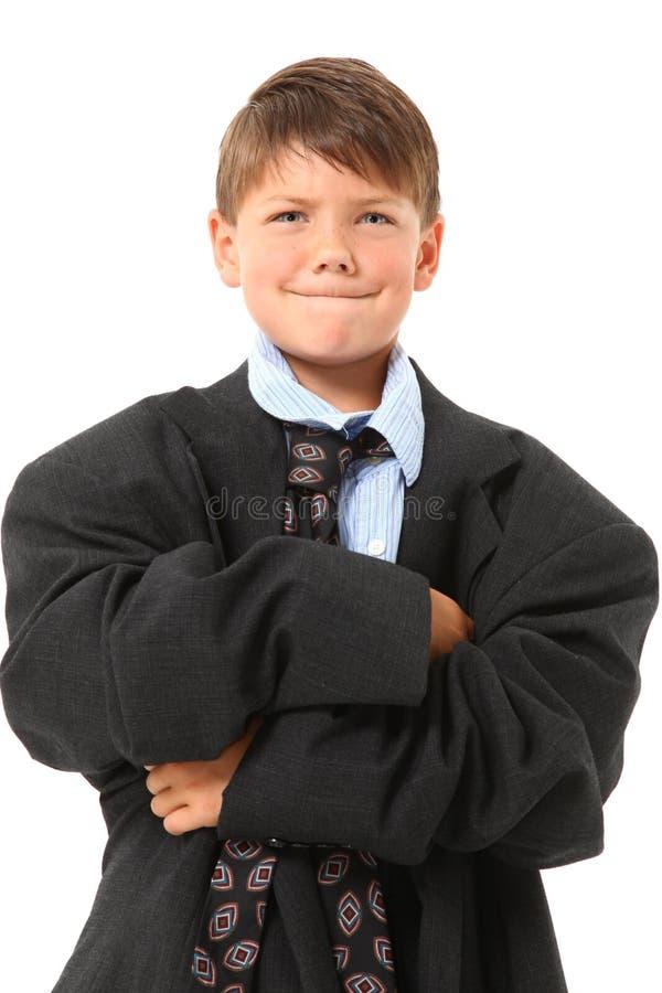 λατρευτό αγόρι πέρα από το μ&ep στοκ φωτογραφίες