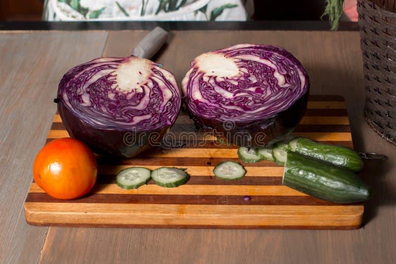 Λαχανικά εν πλω στοκ εικόνα με δικαίωμα ελεύθερης χρήσης