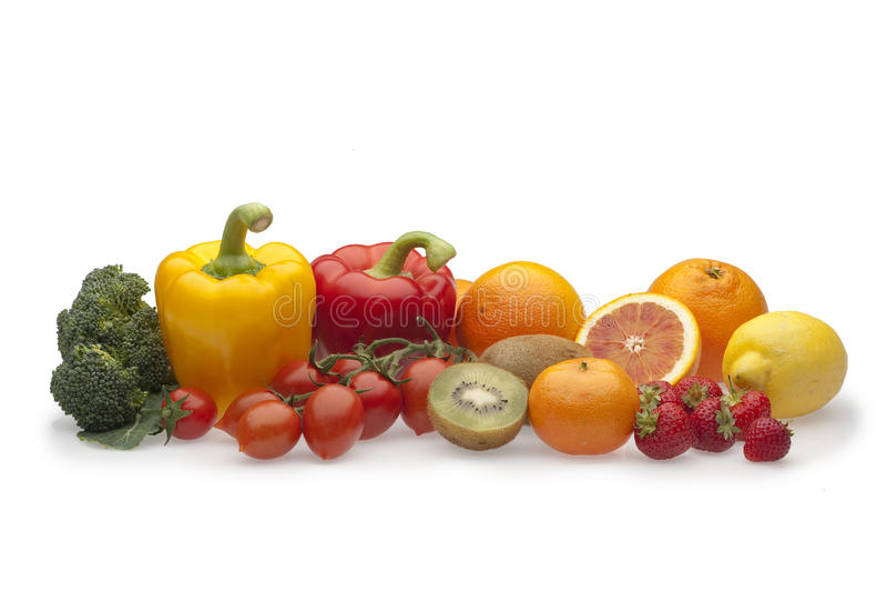 λαχανικά καρπών στοκ εικόνες με δικαίωμα ελεύθερης χρήσης