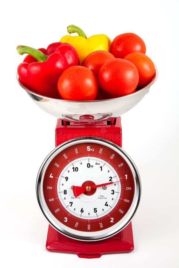 λαχανικά κλιμάκων στοκ φωτογραφίες