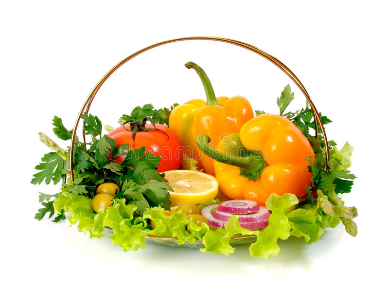 λαχανικά λεμονιών στοκ φωτογραφία με δικαίωμα ελεύθερης χρήσης