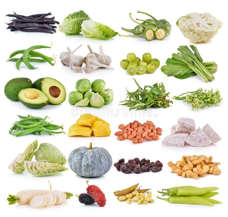 Λαχανικό και καρπός στοκ εικόνα
