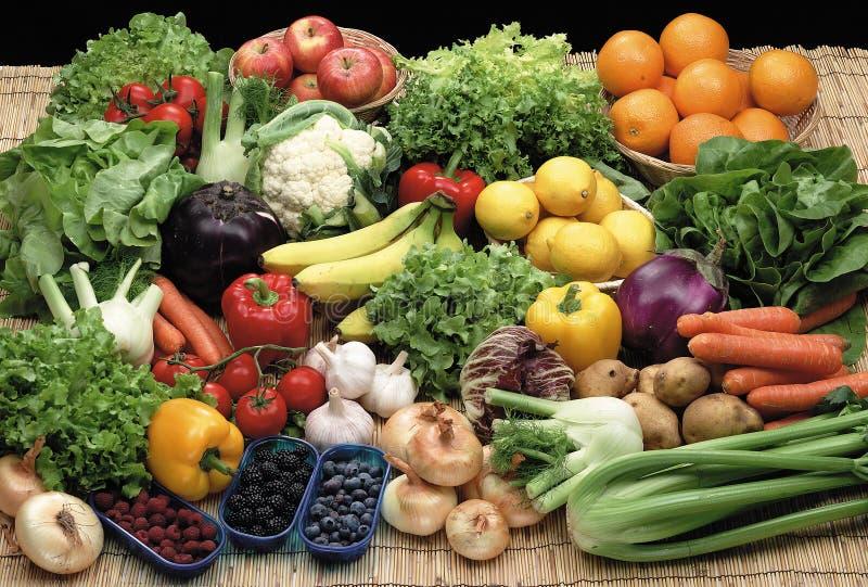 λαχανικό καρπών στοκ εικόνα