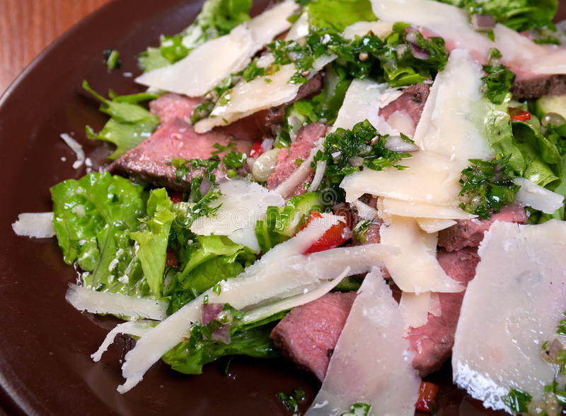 Download λαχανικό σαλάτας ζαμπόν τ&upsilon Στοκ Εικόνες - εικόνα από ζαμπόν, αργεντινοί: 17051960