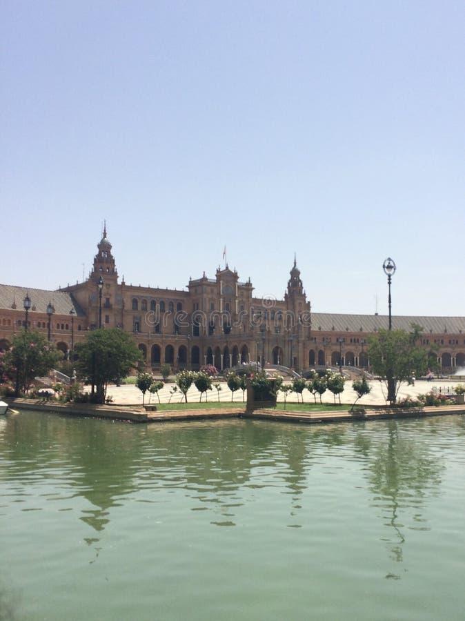 Λα plaza de españa στοκ εικόνες