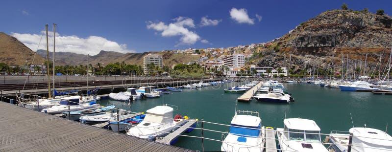Λα San Sebastian de gomera στοκ εικόνα με δικαίωμα ελεύθερης χρήσης