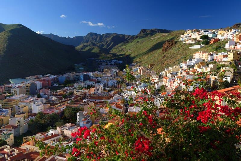 Λα San Sebastian de gomera στοκ φωτογραφία