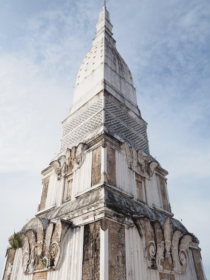 Λείψανα στο ναό βουδισμού στοκ φωτογραφίες