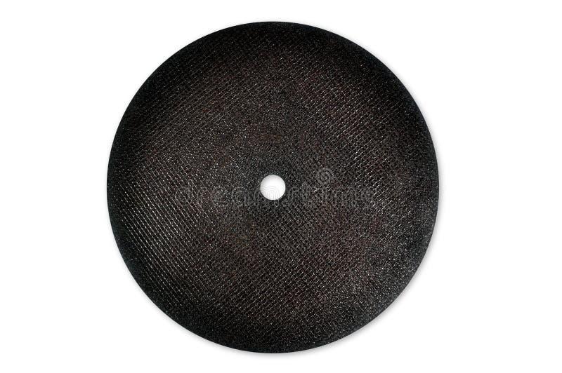 Λειαντικοί τέμνοντες μαύροι δίσκοι στοκ φωτογραφία με δικαίωμα ελεύθερης χρήσης