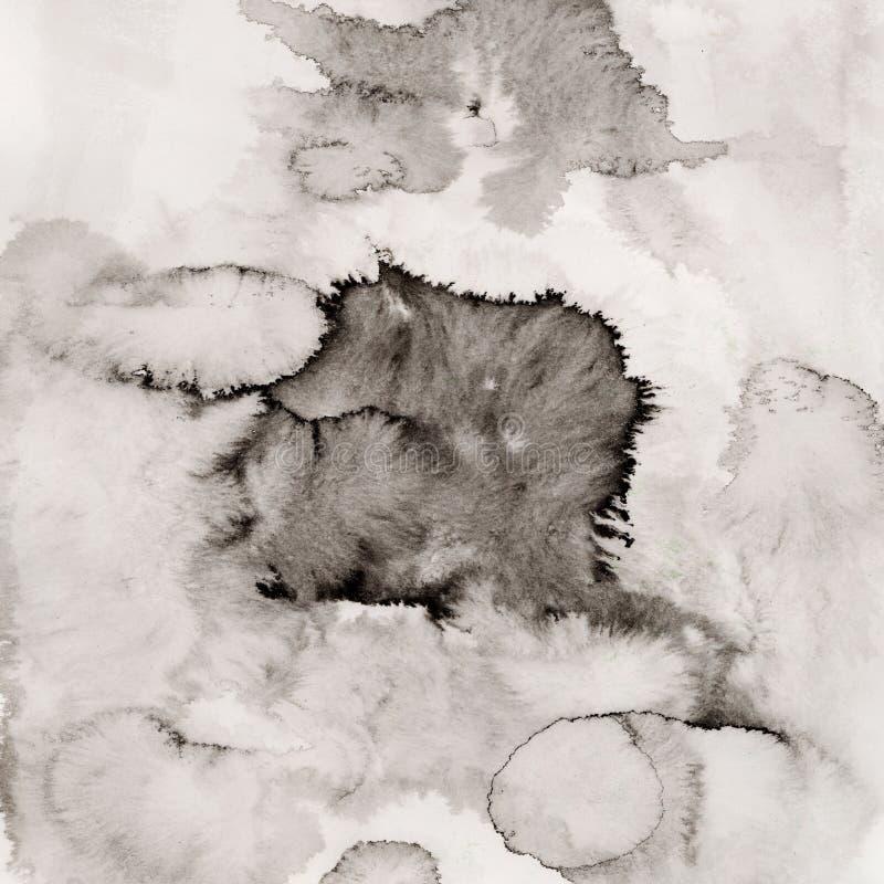 Λεκέδες μελανιού στοκ φωτογραφία με δικαίωμα ελεύθερης χρήσης