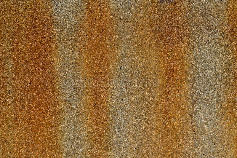 Λεκέδες σκουριάς στον τοίχο πετρών στοκ εικόνα με δικαίωμα ελεύθερης χρήσης