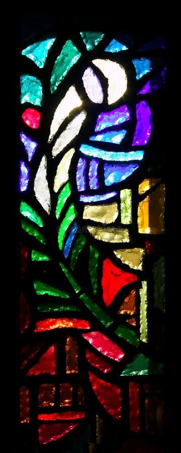 λεκιασμένο γυαλί παράθυ στοκ φωτογραφία με δικαίωμα ελεύθερης χρήσης