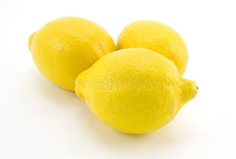 λεμόνια ομάδας στοκ φωτογραφίες