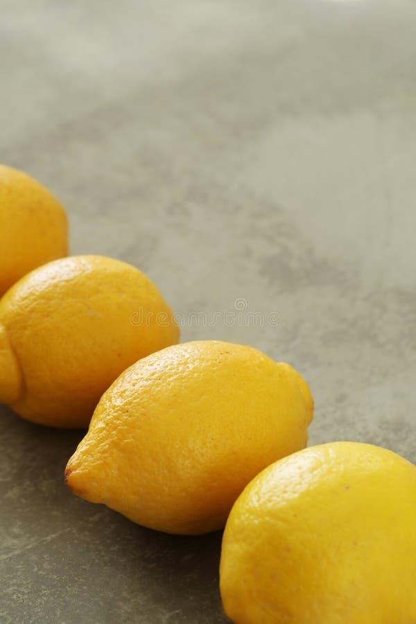 Λεμόνια στοκ φωτογραφία με δικαίωμα ελεύθερης χρήσης