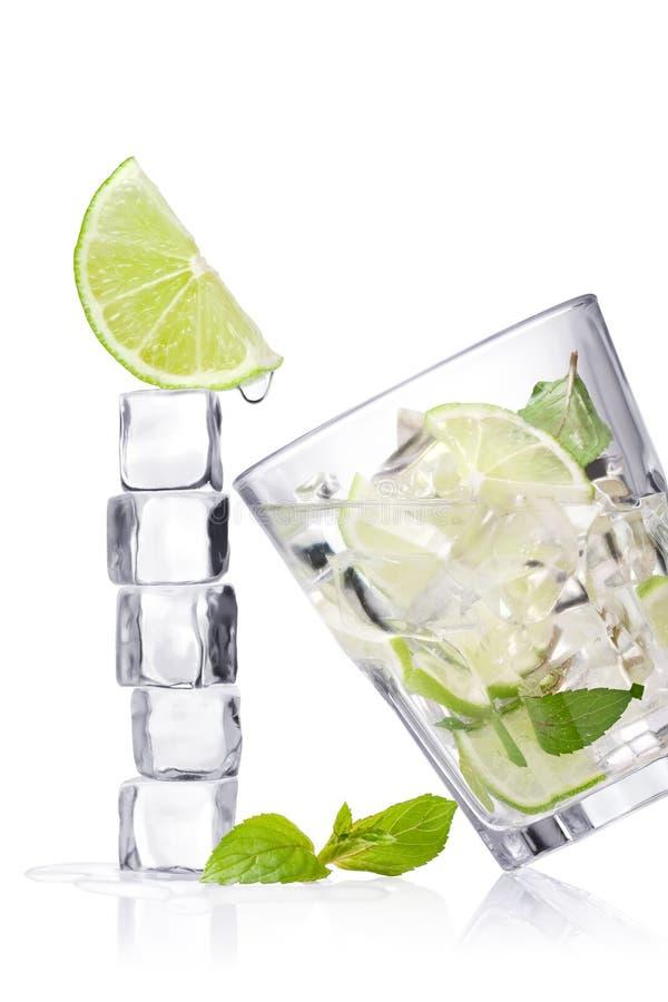 λεμόνι πάγου στοκ εικόνα με δικαίωμα ελεύθερης χρήσης
