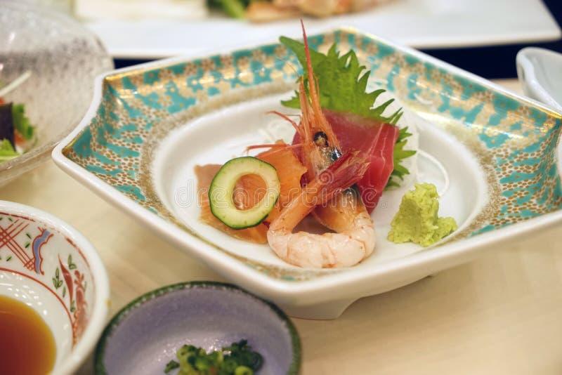 Λεπτά ιαπωνικά τρόφιμα στοκ εικόνες