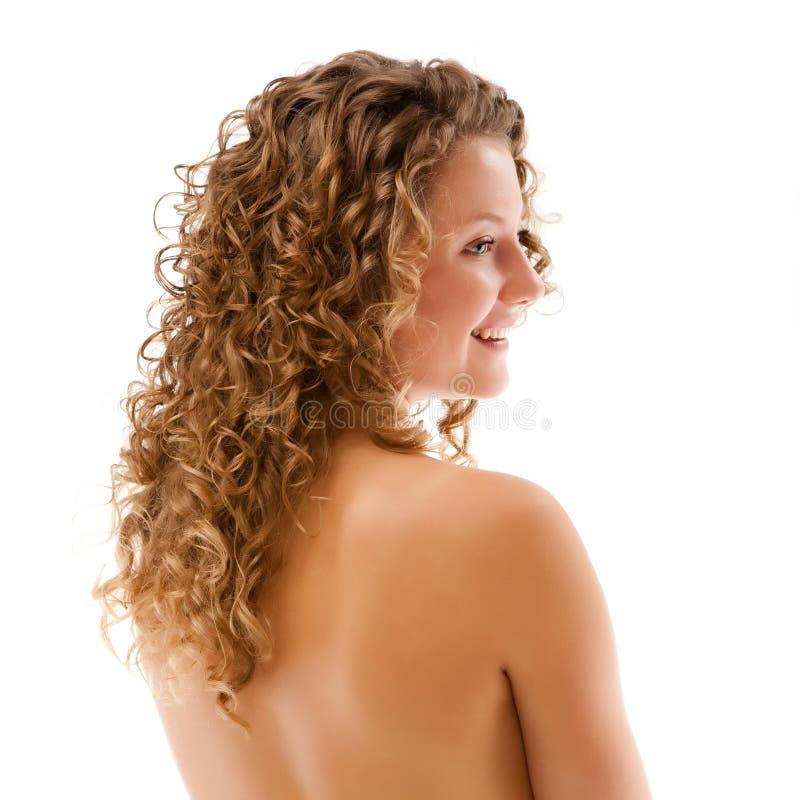 Λεπτή γυναίκα στοκ εικόνα με δικαίωμα ελεύθερης χρήσης