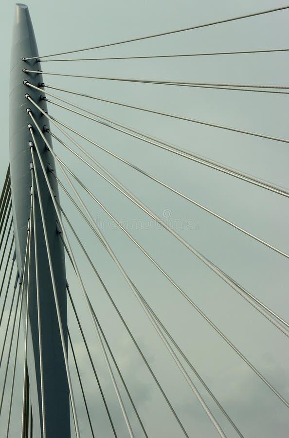 λεπτομέρεια γεφυρών στοκ εικόνα