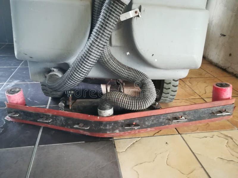 Λεπτομέρεια μηχανών καθαρισμού στοκ φωτογραφία με δικαίωμα ελεύθερης χρήσης