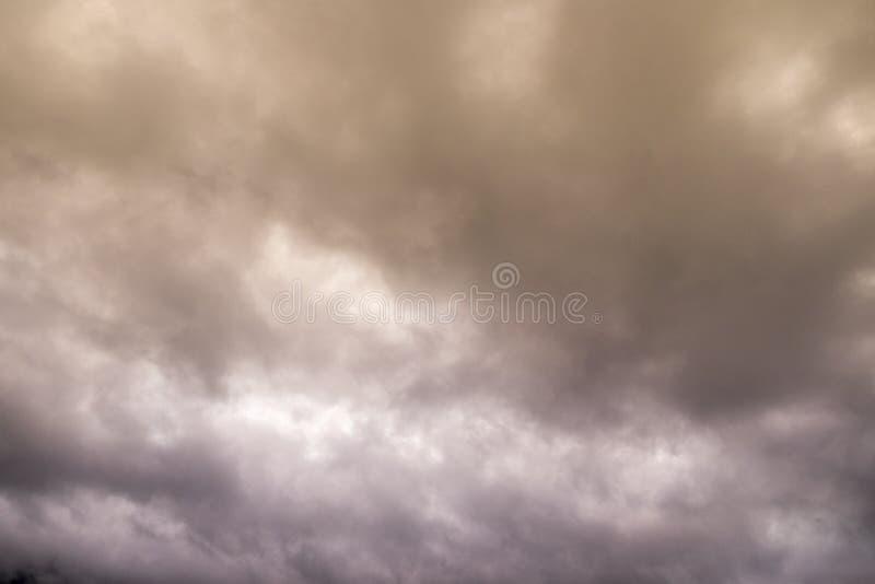 Λεπτομέρεια σύννεφων στοκ φωτογραφία