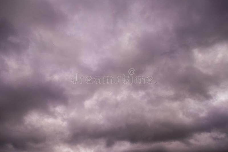 Λεπτομέρεια σύννεφων στοκ εικόνα με δικαίωμα ελεύθερης χρήσης