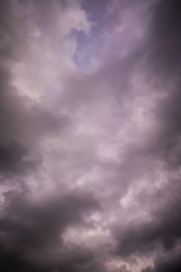 Λεπτομέρεια σύννεφων στοκ εικόνες