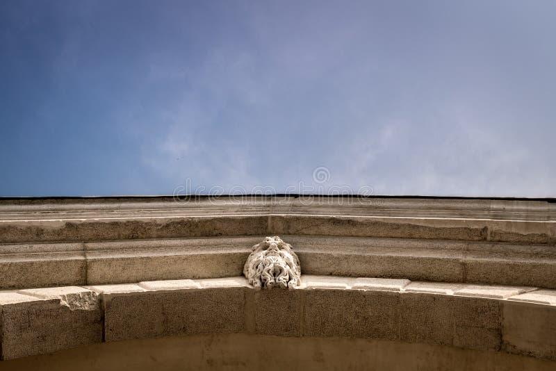 Λεπτομέρεια της Βενετίας Rialto στοκ εικόνες με δικαίωμα ελεύθερης χρήσης
