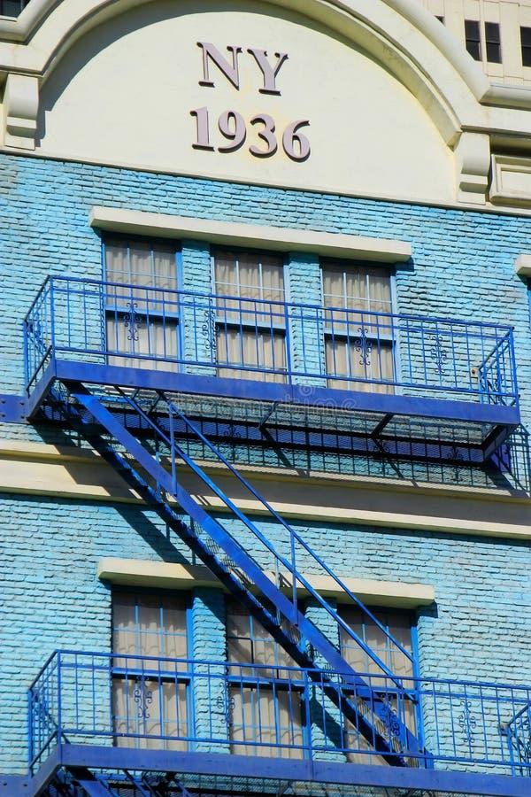 Λεπτομέρεια της Νέας Υόρκης - του ξενοδοχείου της Νέας Υόρκης και της χαρτοπαικτικής λέσχης, Λας Βέγκας Νεβάδα στοκ φωτογραφίες