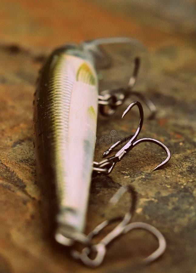 Λεπτομέρεια του επιπλέοντος βουλώματος θελγήτρου αλιείας στοκ εικόνα με δικαίωμα ελεύθερης χρήσης
