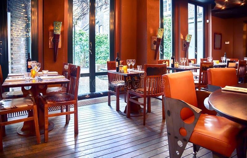 Λεπτομέρεια του εστιατορίου στοκ φωτογραφία με δικαίωμα ελεύθερης χρήσης