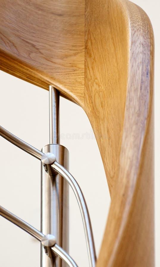 Λεπτομέρεια του ξύλινου κιγκλιδώματος στοκ φωτογραφία με δικαίωμα ελεύθερης χρήσης