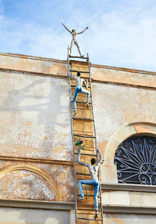 Λεπτομέρεια Santorini στοκ εικόνα με δικαίωμα ελεύθερης χρήσης