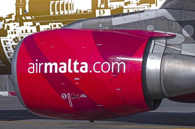 Λεπτομέρειες επιβατηγών αεροσκαφών στοκ εικόνες